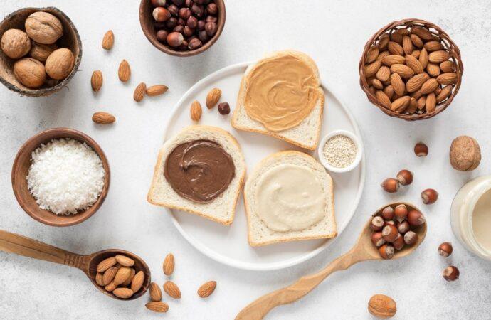 Ořechová másla – zdravé a výživné mlsání z USA